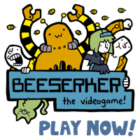 Beeserker The Videogame!